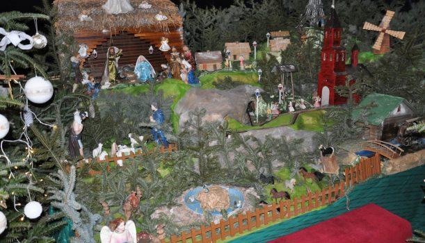 Szopka Bożonarodzeniowa w Sieteszy