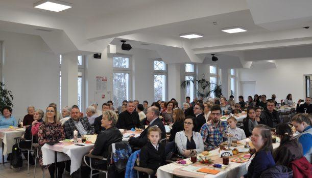 Spotkanie opłatkowe 2020 w Świetlicy SocjoterapeutycznejwŁańcucie, Caritas Archidiecezji Przemyskiej