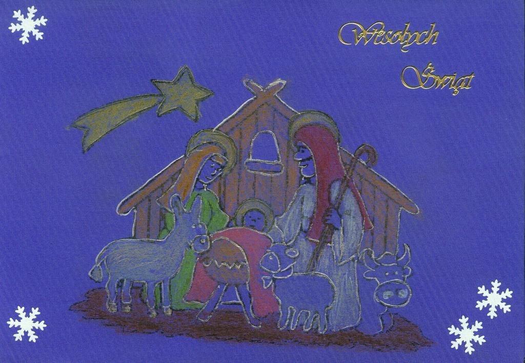 Najpiękniejsza kartka świąteczna