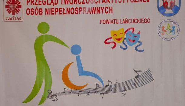 XI Przegląd Twórczości Artystycznej Osób Niepełnosprawnych Powiatu Łańcuckiego