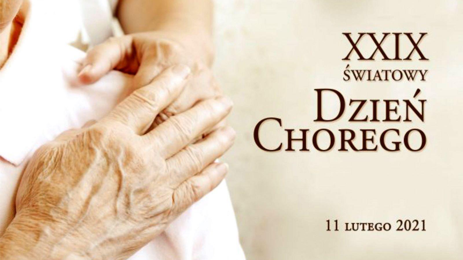 XIX Światowy Dzień Chorego