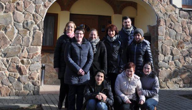 Rekolekcje pracowników Caritas